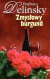 Zmysłowy burgund